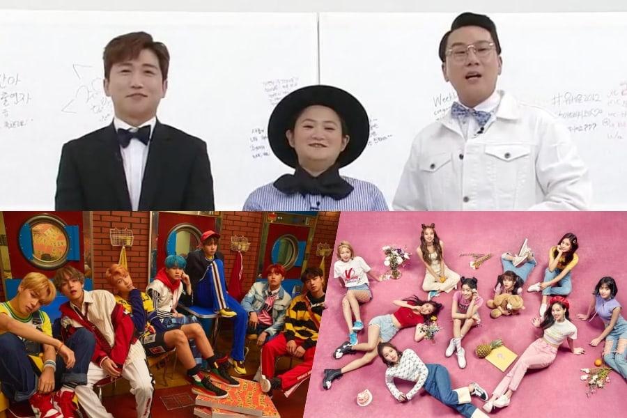 weekly idol latest news