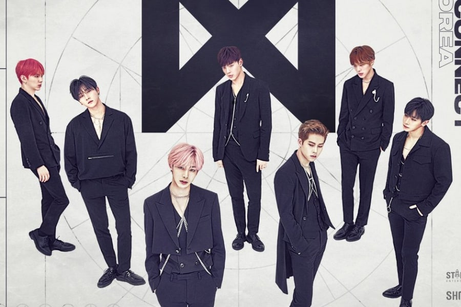 "MONSTA X's ""Spotlight"" Certified Gold In Japan"