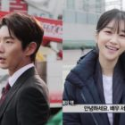 "Watch: Lee Joon Gi And Seo Ye Ji Nail Action Scenes As They Film Upcoming Drama ""Lawless Lawyer"""