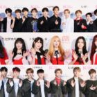 Idols Shine On the Red Carpet At KCON 2018 Japan Day 2