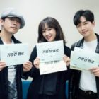 Watch: 2PM's Junho, Jang Hyuk, Jung Ryeo Won, And More Attend Script Reading For New Rom-Com Drama