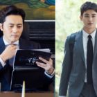 """Jang Dong Gun Shares Thoughts On Taking Role In """"Suits"""" And Working With Park Hyung Sik"""