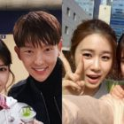 IU's Friends Lee Joon Gi And Yoo In Na Send Their Support With Gifts To Drama Set