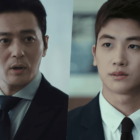 "Watch: Legendary Attorney Jang Dong Gun Gives Park Hyung Sik A Chance To Practice Law In ""Suits"" Preview"