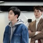 "EXO's Suho And Oh Chang Suk Are 2 Entirely Different Types Of Executives In ""Rich Man, Poor Woman"""