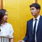 "Go Sung Hee And Park Hyung Sik Hint At Their Relationship In ""Suits"""