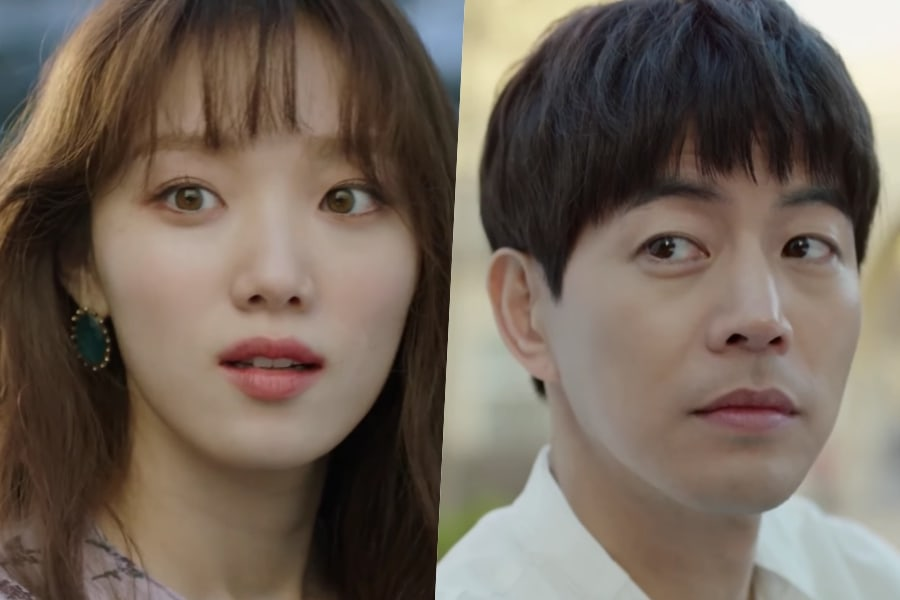 Watch: Lee Sung Kyung And Lee Sang Yoon Want To Stop This ...