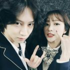 EXID's Hani Talks About How Much Super Junior's Kim Heechul Means To Her