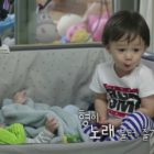 "Watch: William Is An Adorable Big Brother On ""The Return Of Superman"""