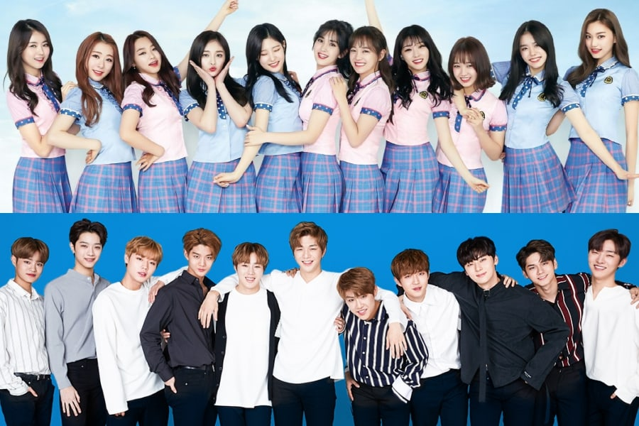 All Members Of I O I And Wanna One To Reportedly Appear On Produce
