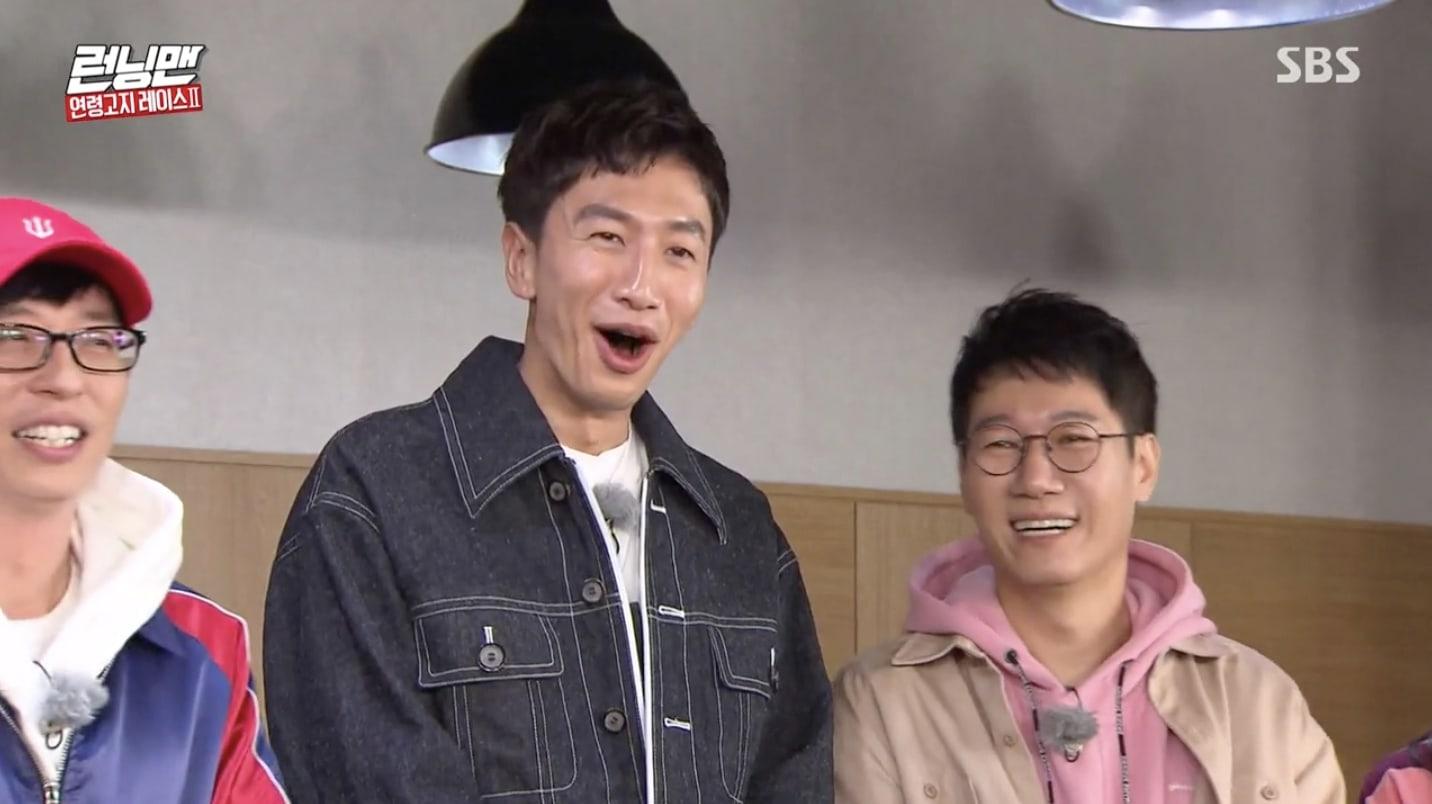 "Yoo In Suk Gallery: Yoo Jae Suk And HaHa Joke About ""Infinite Challenge"