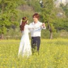 "Park Hae Jin and Nana Are Romantic Among Wildflowers For ""Four Sons"""