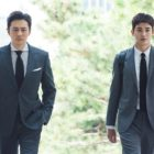 "Jang Dong Gun And Park Hyung Sik Personally Pick What To Look Forward To In ""Suits"""