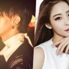 Jang Hyunseung And Shin Soo Ji Confirmed To Have Broken Up