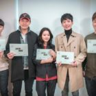 "Park Sung Woong, Go Ah Sung, Jung Kyung Ho, And More Gather For Script Reading Of ""Life On Mars"" Remake"