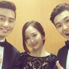 Dasom Reveals How She Knew Park Seo Joon And Choi Woo Shik Would Become Successful