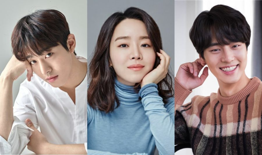 Ahn Hyo Seop In Talks To Star In New Drama Alongside Shin ...