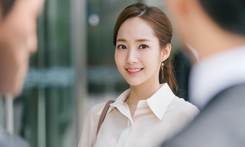 """What S Wrong With Kentucky: Park Min Young Is Full Of Positive Energy For """"What's"""