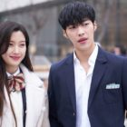 Moon Ga Young's And Woo Do Hwan's Agencies Address Reports Of Them Dating