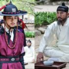 "Yoon Shi Yoon And Son Byung Ho Impress On ""Grand Prince"" Set With Intense Acting"