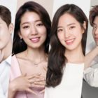 The Top K-Drama Stars Loved By International Fans In April 2018