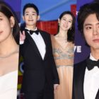 Stars Stun On The 54th Baeksang Arts Awards Red Carpet