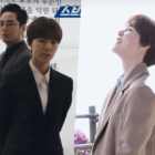 "Watch: Jang Geun Suk And Han Ye Ri Are Happy Viruses Behind The Scenes Of ""Switch"""