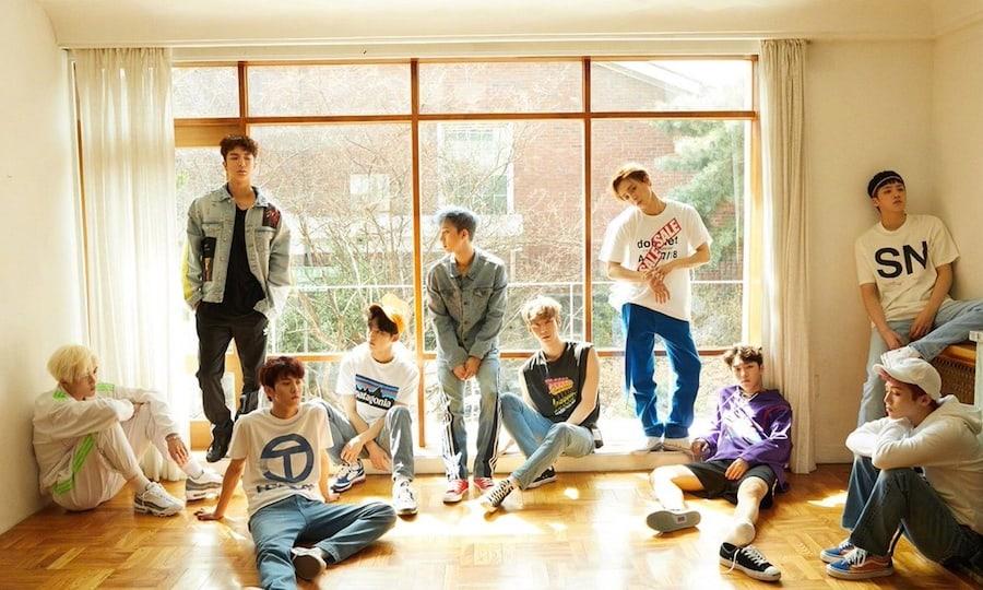 Boygroup nhà CUBE - PENTAGON vừa chính thức trở lại đường đua với MV Shine