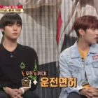 """Wanna One's Park Ji Hoon And Park Woo Jin Go On A Thrilling """"Battle Trip"""""""