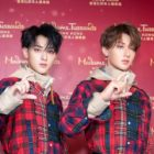 Tao Is Twinning With His Wax Figure At Madame Tussauds