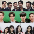 BTOB, NU'EST W, GFRIEND, And More Win At 2018 Asia Model Awards