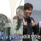 "Lee Kwang Soo, Lee Da Hee, Kim Jong Kook, And Hong Jin Young Draw Attention For Couple Chemistry On ""Running Man"""