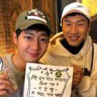 Lee Sang Yeob Says Lee Kwang Soo Is His Role Model