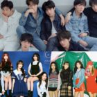 BTS, GFRIEND, And (G)I-DLE Take Spots In Top 10 Of Billboard's World Albums Chart