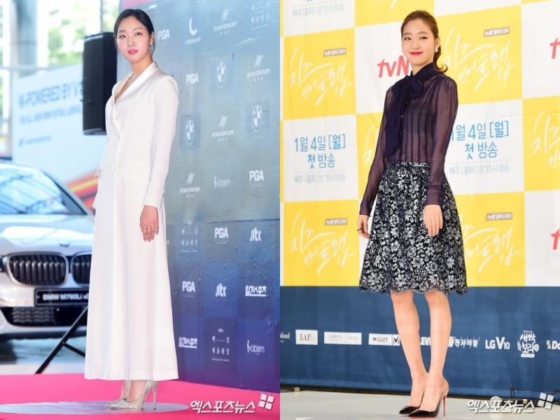 19 Female Celebrities Who Are Taller Than You Might Think