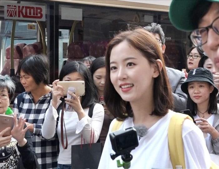 "Running Man"" Cast Is Met With Huge Popularity In Hong Kong"
