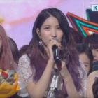"""Watch: GFRIEND Takes 4th Win For """"Time For The Moon Night"""" On """"Music Bank,"""" Performances By Teen Top, Yong Junhyung, DreamCatcher, And More"""