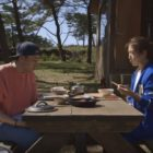 "Park Shin Hye And So Ji Sub Eat Together For The First Time On ""Little House In The Forest"""