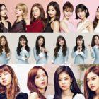 May Girl Group Brand Reputation Rankings Revealed