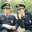 """Kwon Hyuk Soo And Jang Ki Yong Make Adorable Police Bros In """"Come And Hug Me"""""""