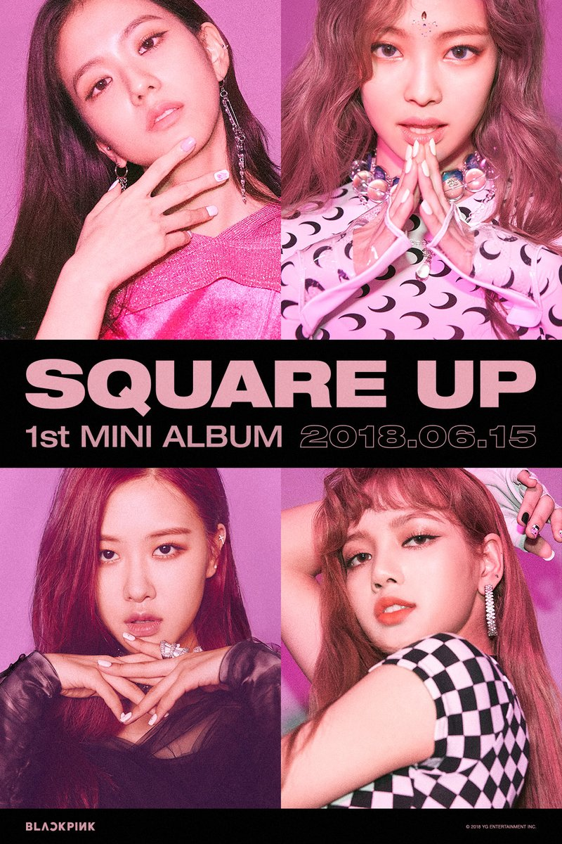 Image result for blackpink mini album