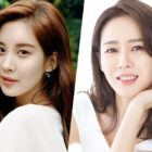 Chinese Show Apologizes For Morbid Photo Edits Of Seohyun And Son Ye Jin