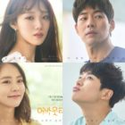 """tvN's Upcoming Drama """"About Time"""" Shares Character Posters Hinting At Romance"""