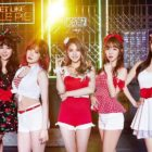 FIESTAR Members Thank Fans In Handwritten Letters After Their Contracts End