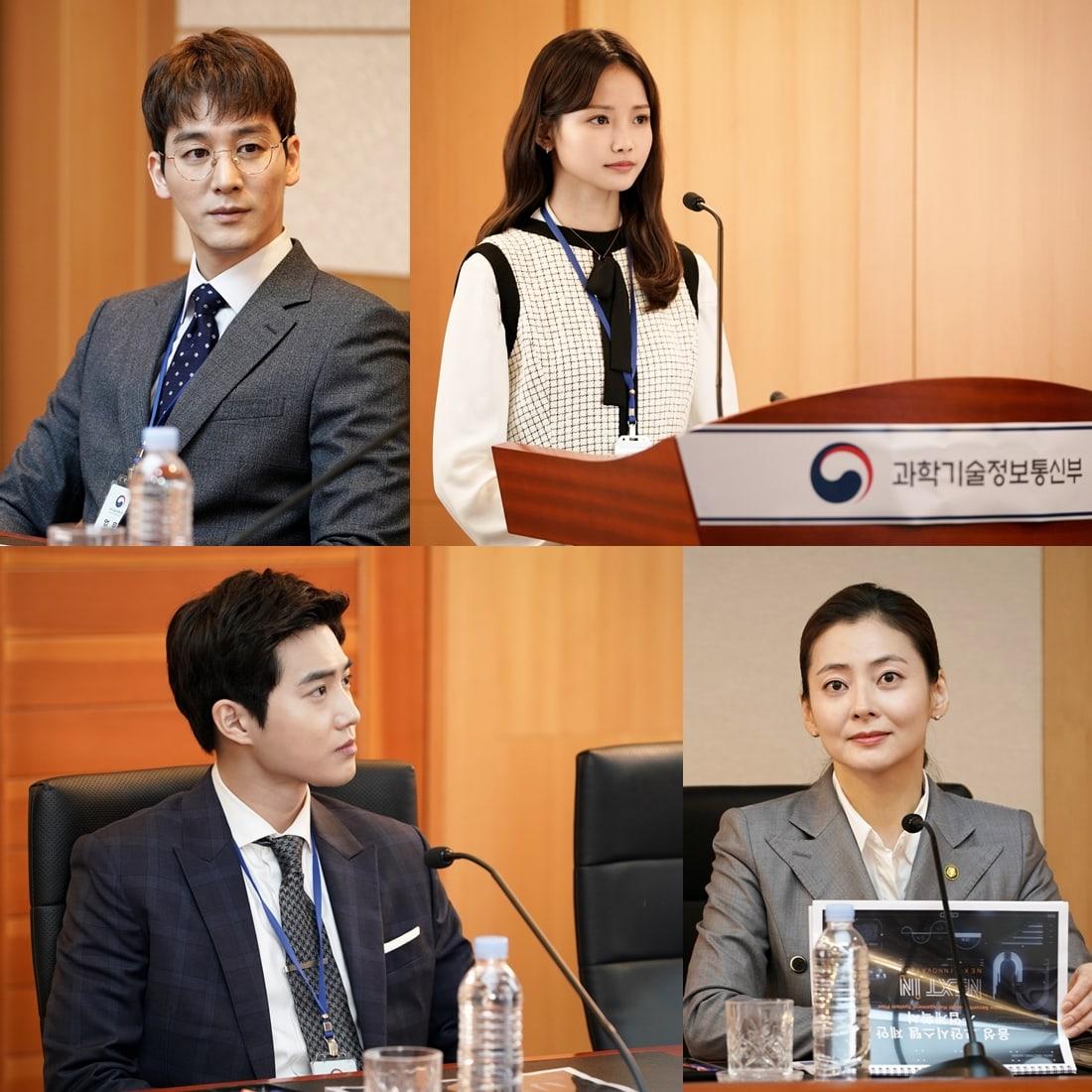"""Phân tích phim hay: Khán giả khi xem """"Rich Man, Poor Woman"""" cần chú ý 3 điều sau đây Oh-Chang-Suk-Ha-Yeon-Soo-Suho-Choi-Ji-Na"""
