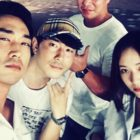 f(x)'s Krystal, Lee Si Eon, And Song Seung Heon Begin Filming For New Drama