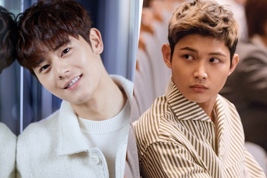 Update Kim Dong Jun Confirmed To Replace Lee Seo Won In About Time