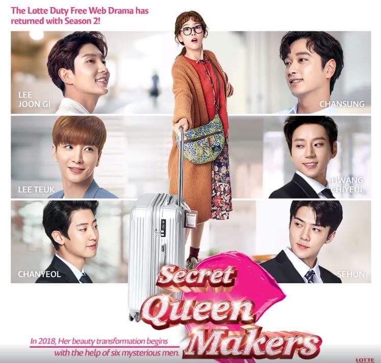 """The first season, """"Seven First Kisses"""" was about a woman who meets a  goddess (played by Choi Ji Woo) who helps the woman meet seven different,  ..."""