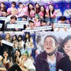 Update: JYP Labelmates And Other Celebrities Also Show Support At TWICE's Concert