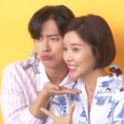 "Watch: Namgoong Min And Hwang Jung Eum Have Fun Shooting ""The Undateables"" Poster"